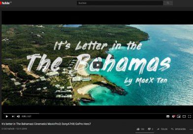 """It's better in The Bahamas  Cinematic  MavicPro2  SonyA7rIII  GoPro Hero7"" von Maex Ten"