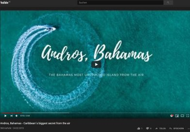 """""""Andros, Bahamas – Caribbean´s biggest secret from the air"""" von The Travelers Buddy"""