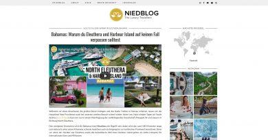 """""""Bahamas: Warum du Eleuthera und Harbour Island auf keinen Fall verpassen solltest"""" von Niedblog"""