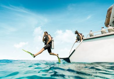 Tauchen auf den Bahamas