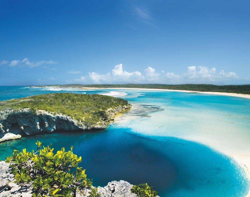 Bahamas: Dean's Blue Hole