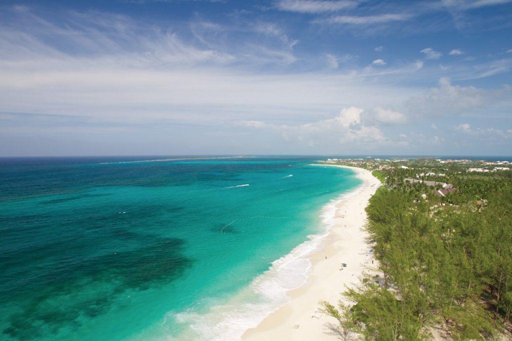Bahamas: Cabbage Beach